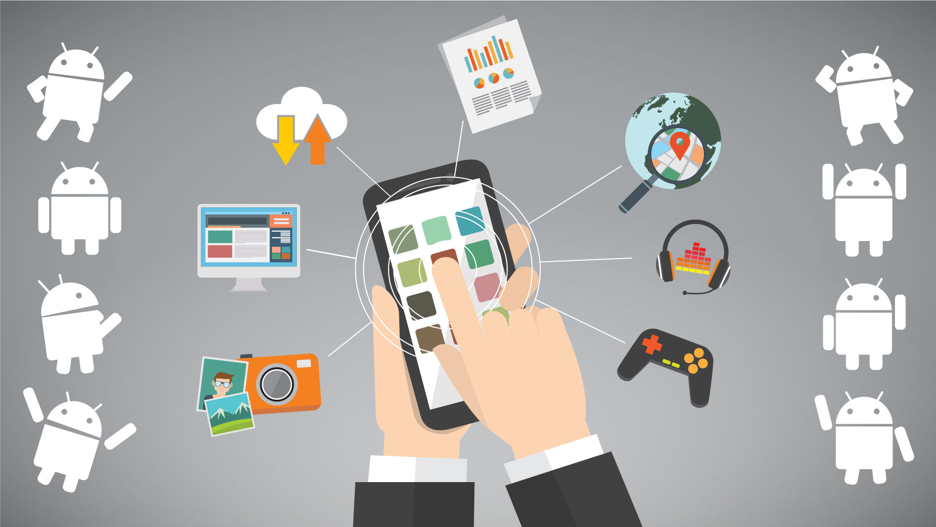 Role Of Android Application In Expanding A Business