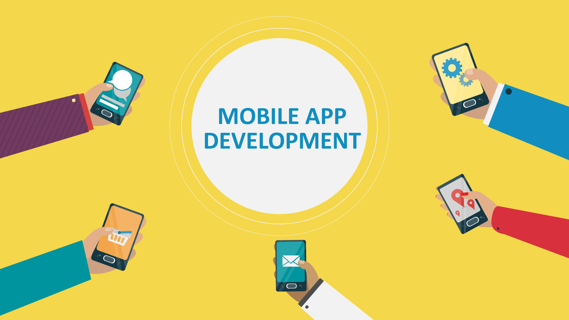 Future Of Mobile App Development: Cross-Platform Frameworks