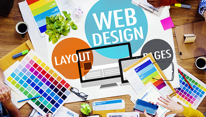 B2b dynamic website designing