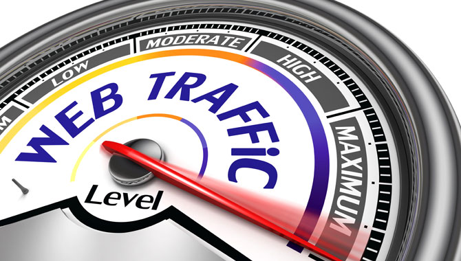 Increase Website Traffic for b2b