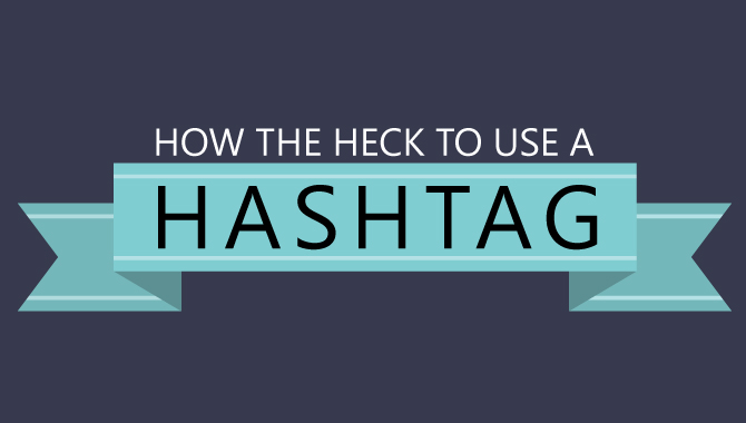 how to use a hashtag on twitter