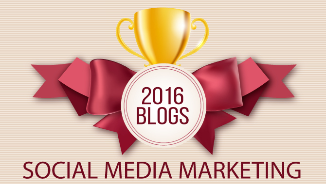 2016 Top 10 Social Media Marketing Blogs