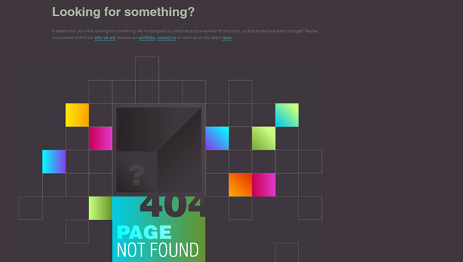 duoh 404 page
