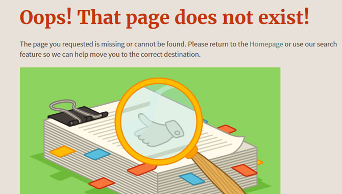 moveline 404 page