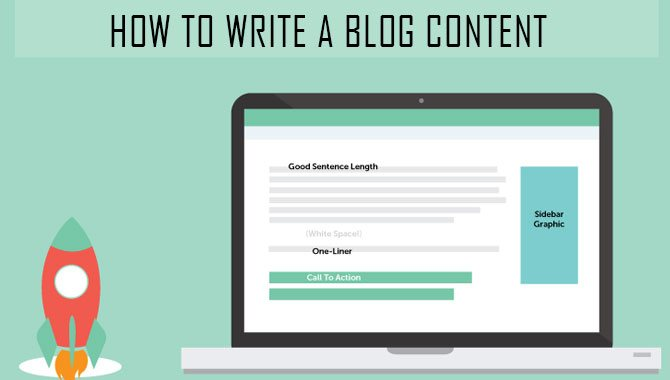 How To Write A Blog Content – A Simple Formula For The Beginners