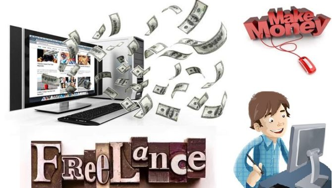 How to Make Money Online Through Freelancing