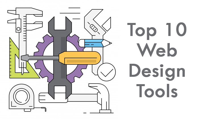 Top 10 Web Design Tools (Guest Post)